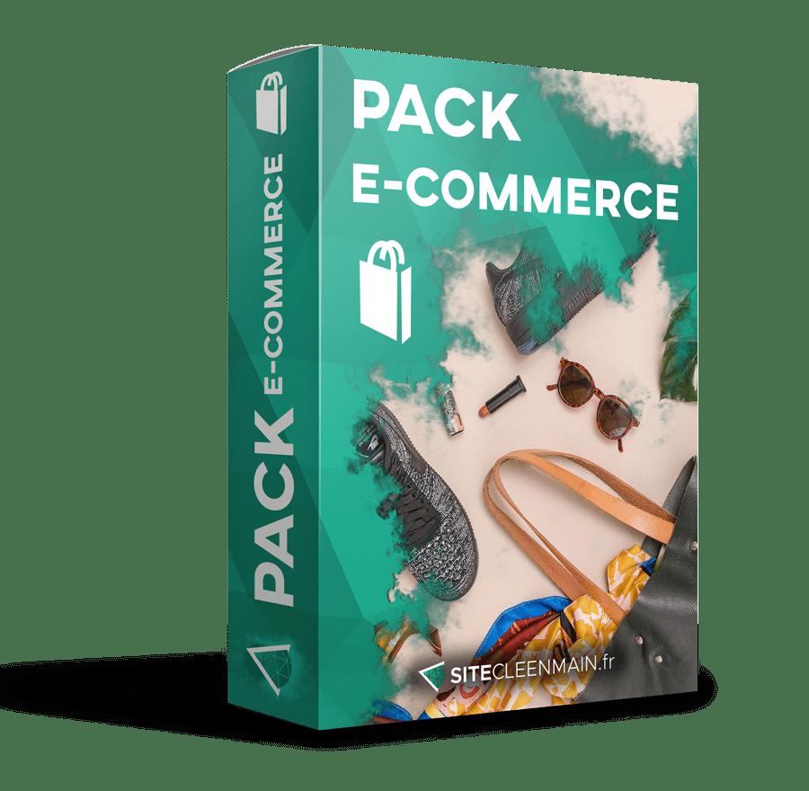 Pack - E-commerce