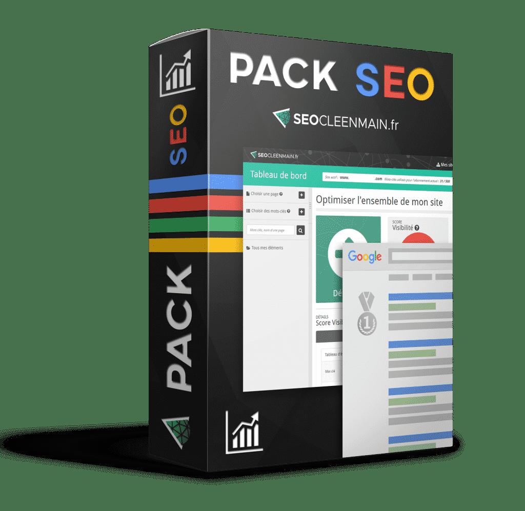 Pack - Seo cleenmain