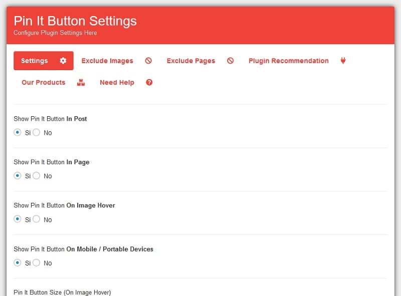 Comment installer et configurer le plugin Pinterest pour WordPress