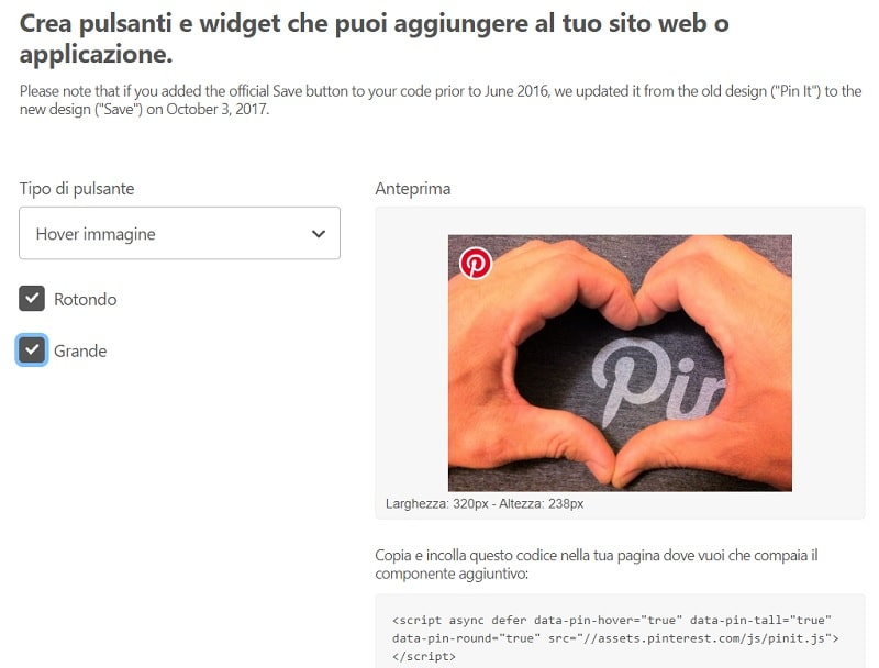 Comment intégrer Pinterest dans WordPress