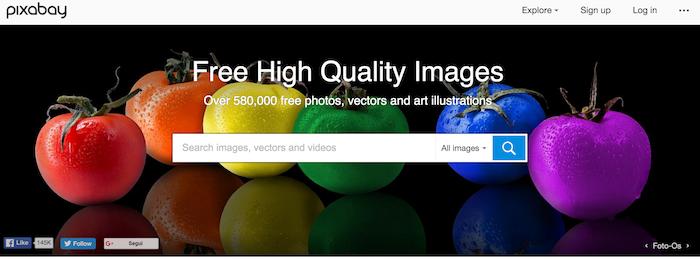 Où télécharger des images gratuites pour votre blog et votre site web ?