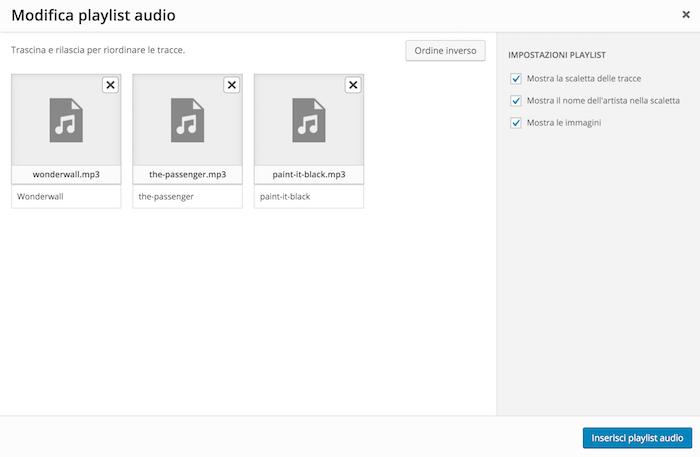 Comment télécharger des fichiers audio vers WordPress et créer des listes de lecture