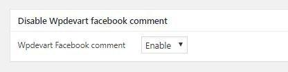 Mettre des commentaires Facebook sur WordPress
