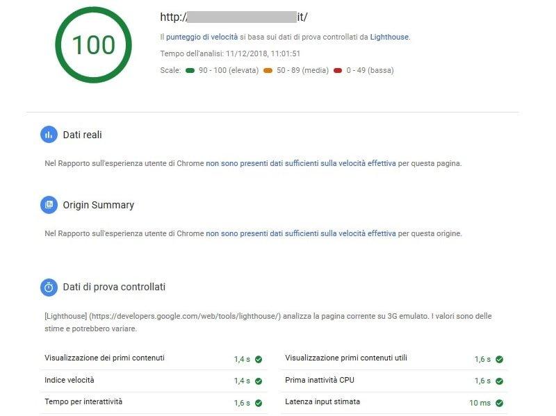 La vitesse de la page comme facteur de classement dans les recherches