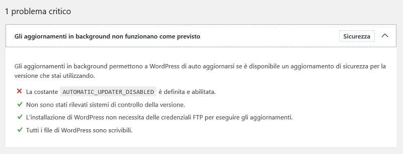 WordPress 5.2 et la nouvelle fonctionnalité Site Health