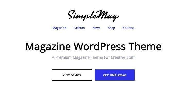 5 modèles pour bloguer avec WordPress