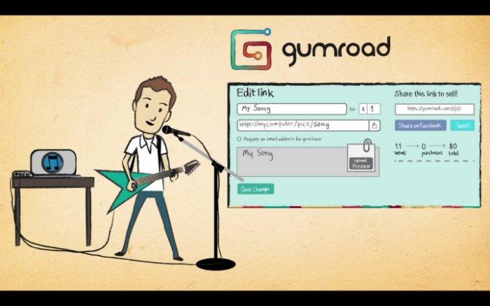 Comment utiliser Gumroad pour vendre vos fichiers numériques en ligne