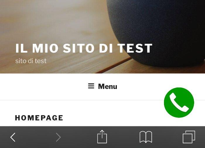 """Apprenez à insérer un bouton """"appeler maintenant"""" sur votre site WordPress"""