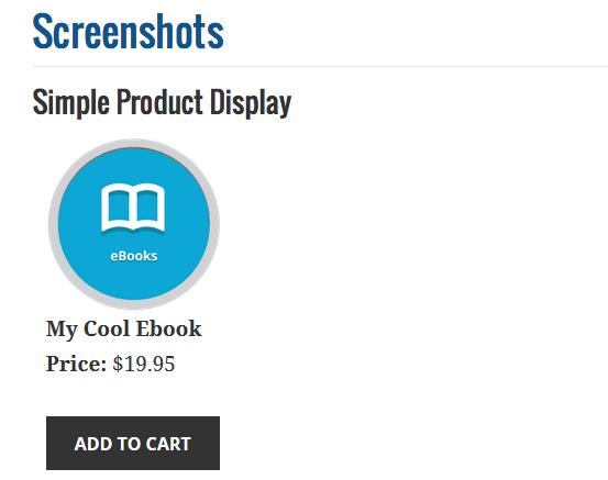 Vendre en ligne avec WordPress Simple PayPal Panier d'achat