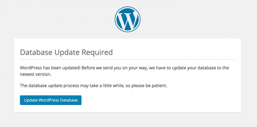 Comment revenir à une version antérieure de WordPress