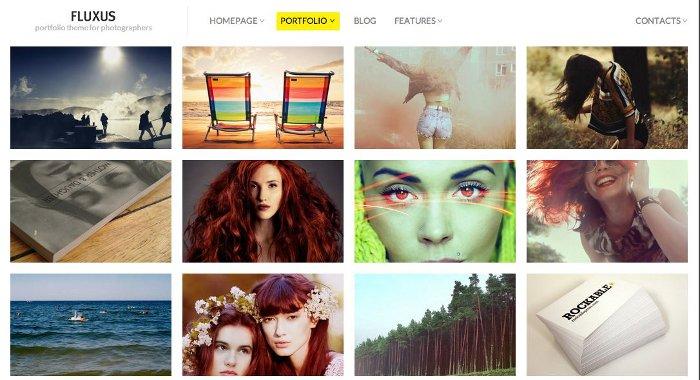 Créez votre site portfolio avec les thèmes WordPress suivants
