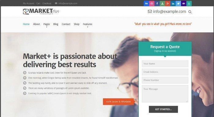 les meilleurs thèmes WordPress pour y parvenir
