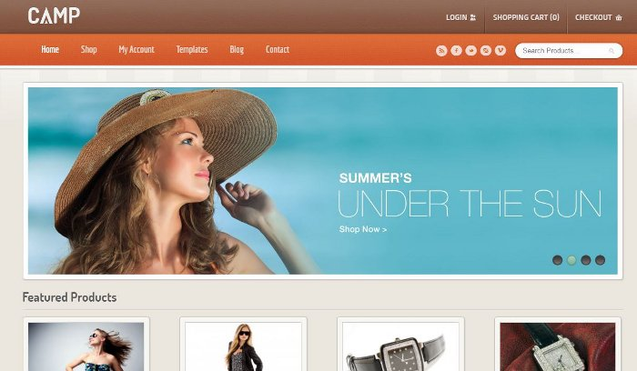5 thèmes rétine un affichage de haute qualité pour votre site