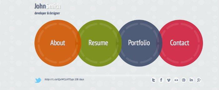 5 WP Thèmes pour créer un CV en ligne réussi