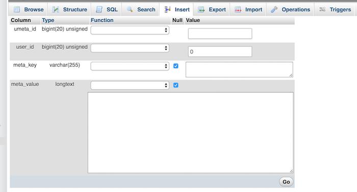 Comment créer des utilisateurs WordPress à partir de la base de données