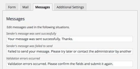Créer des formulaires de contact avec le formulaire de contact 7 (Vidéo incluse)