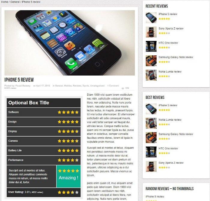 Afficher les avis produits sur votre site eCommerce