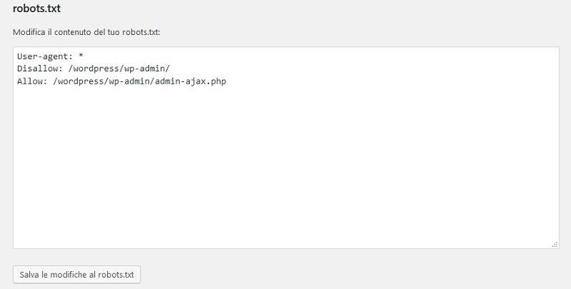 Comment éditer le fichier robots.txt en utilisant Yoast SEO pour WordPress