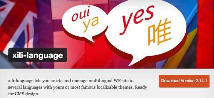 Les meilleurs plugins pour créer un site multilingue sur WordPress