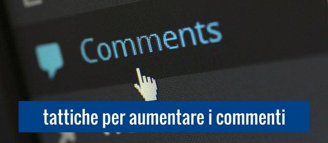 5 façons d'augmenter les commentaires sur votre blog