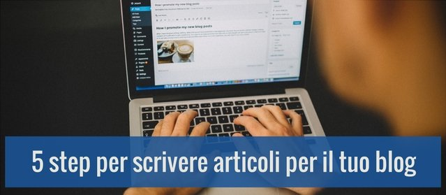 Comment écrire un article pour un blog