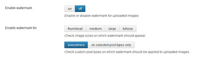 Comment ajouter un filigrane aux images WordPress