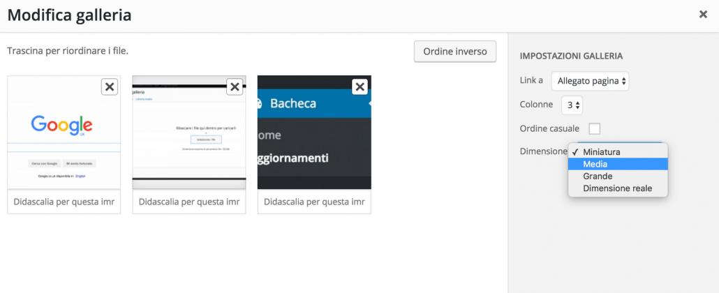 Comment modifier l'apparence de la galerie WordPress native