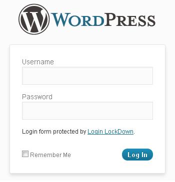 Comment sécuriser votre site WordPress avec Login Lockdown