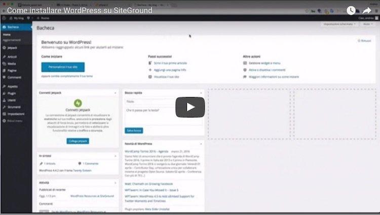 Comment transférer le site de Blogger à WordPress
