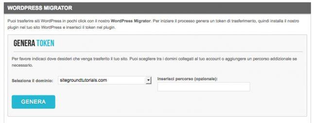 Comment transférer votre site sur SiteGround avec SiteGround Migrator