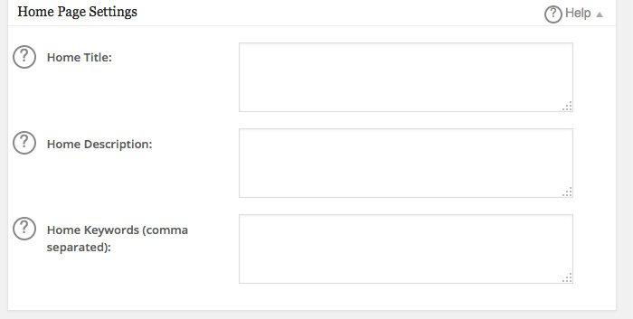 Configurez All in One SEO Pack sur votre site dans WordPress
