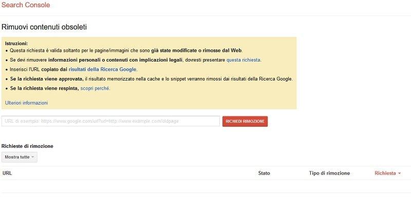 Supprimez rapidement et facilement les anciens contenus du cache de Google