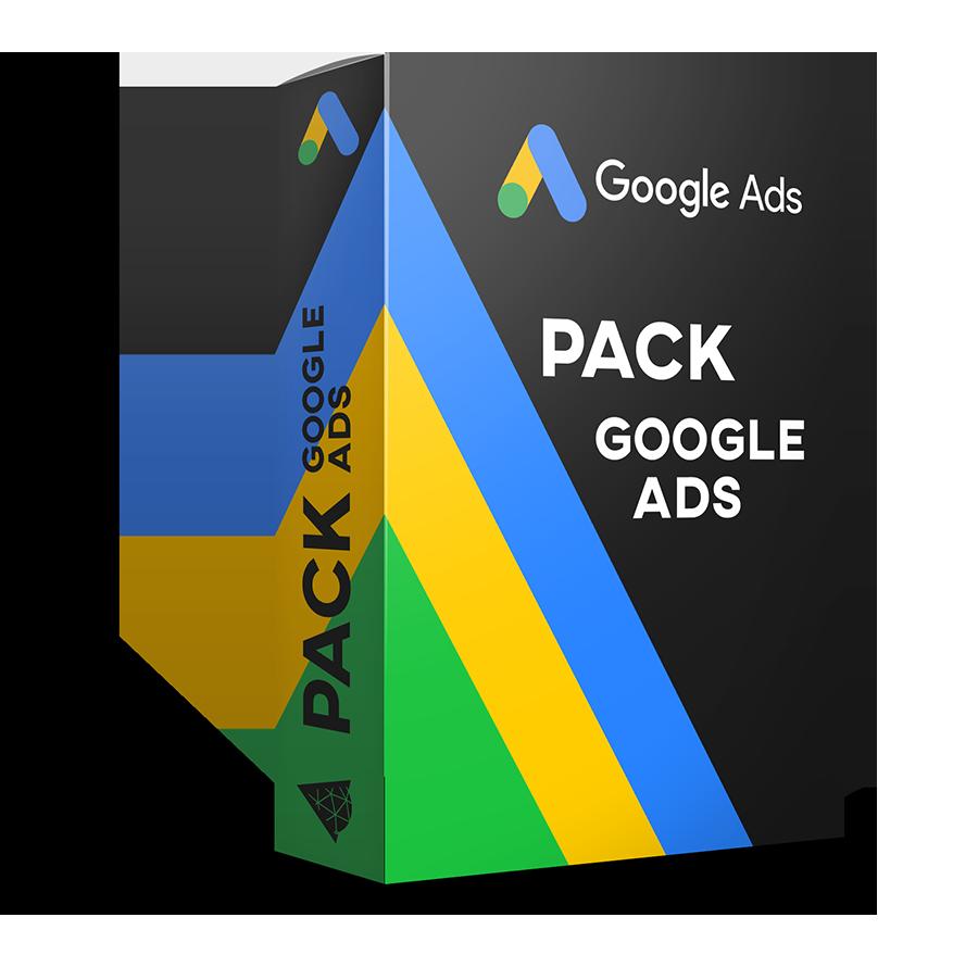 PACK GOOGLE ADS